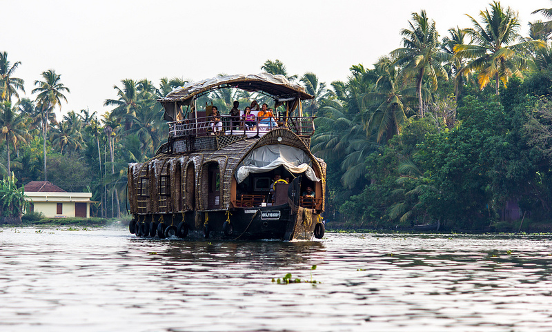 alleppey boating