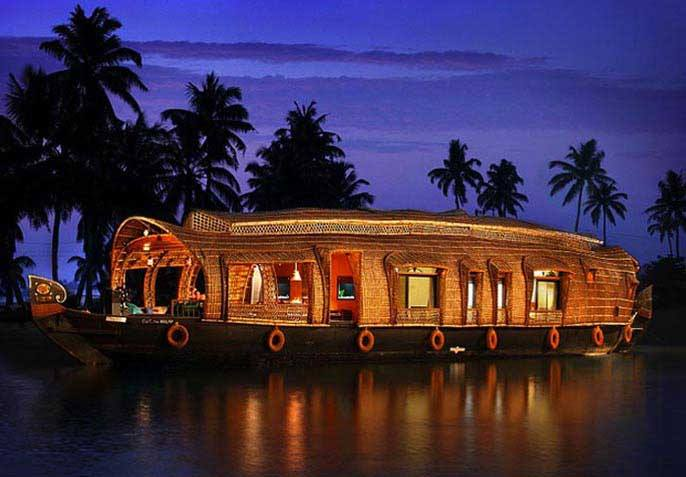 alleppey houseboat new