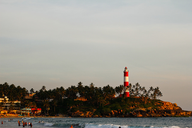 Kerala Points Interest 7 - Kovalam