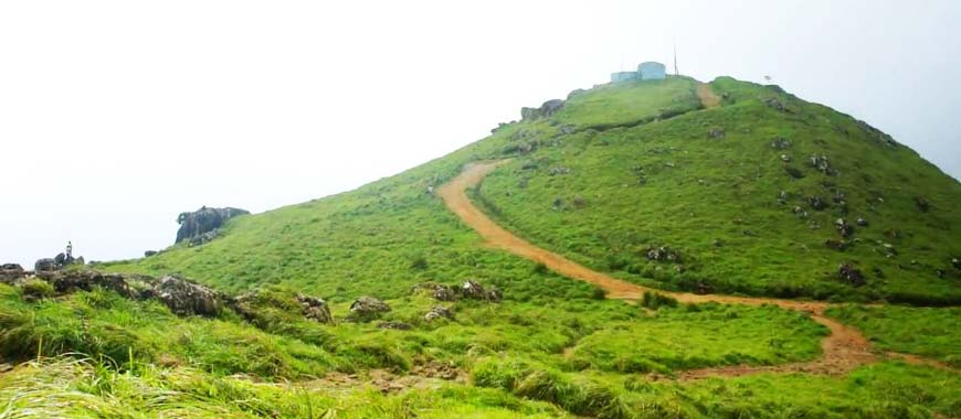 Kerala Points of Interest 13 - Ponmudi