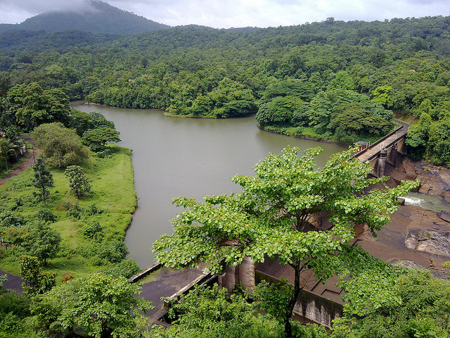 Kerala Points of Interest 11 - Thenmala