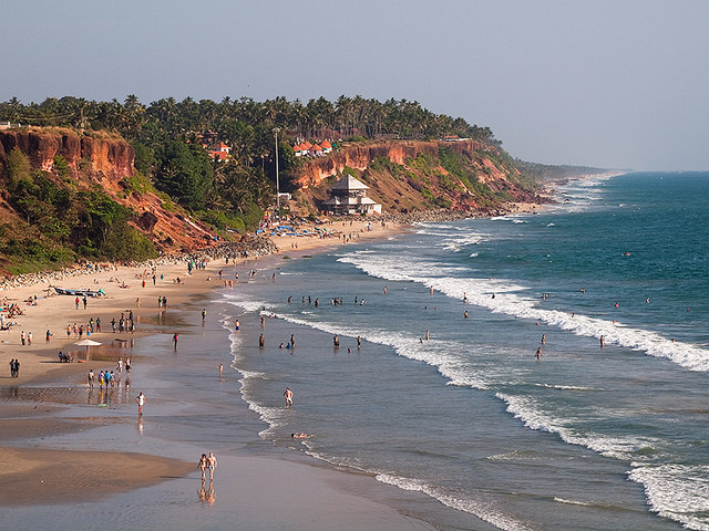 Kerala Points Interest 8 - Varkala