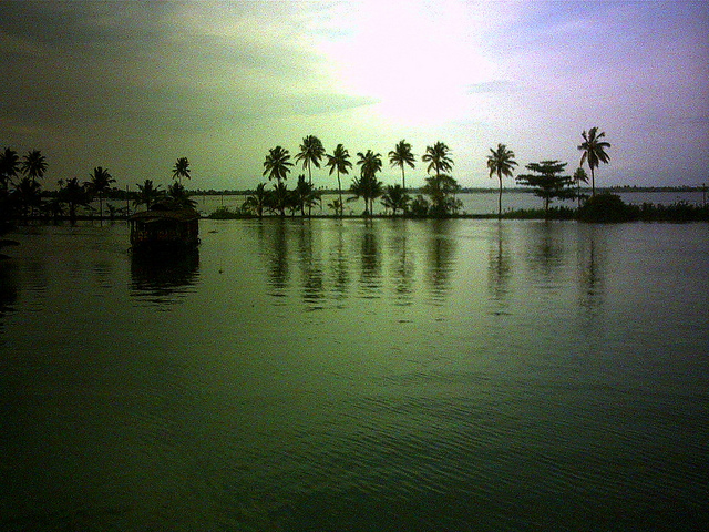 one day trip to alleppey