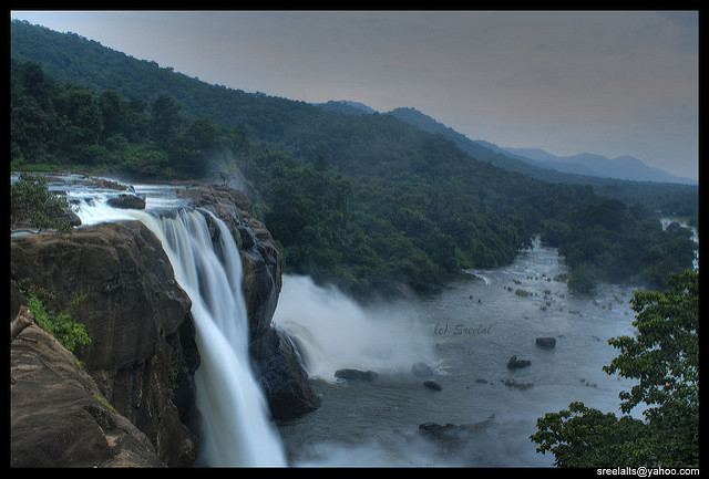one day trip to athirappally